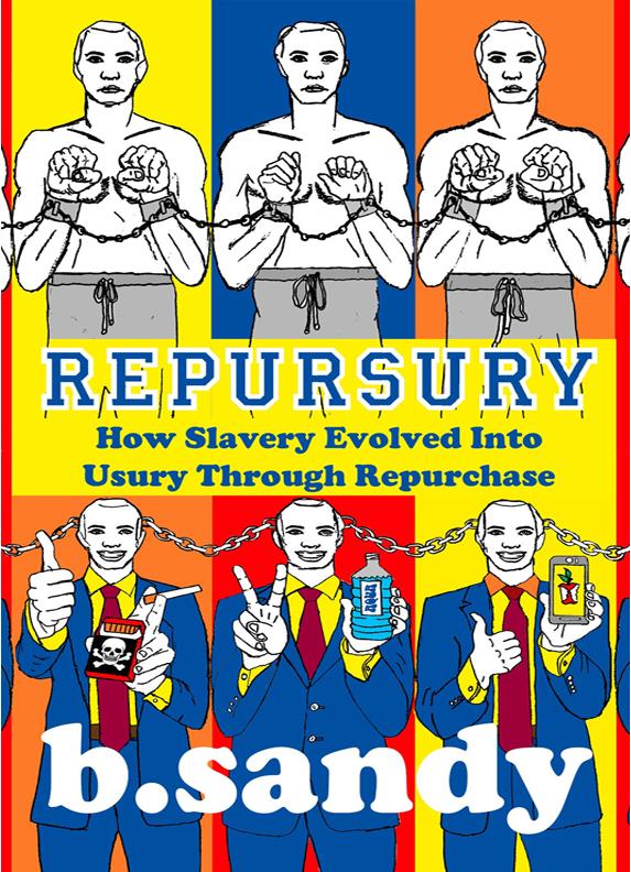 Repursury Book Cover